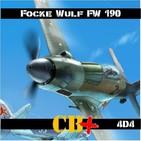 CB+PLUS FW 190 Würger 4/4 TA 152 el Canto del Cisne