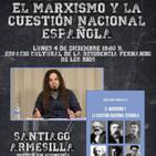 """Presentación de """"El marxismo y la cuestión nacional española"""" en la Universidad Carlos III de Madrid"""