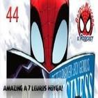 Spider-Man: Bajo la Máscara  44. El Asombroso Spider-Man 98, Noticias de Cine y recomendaciones.