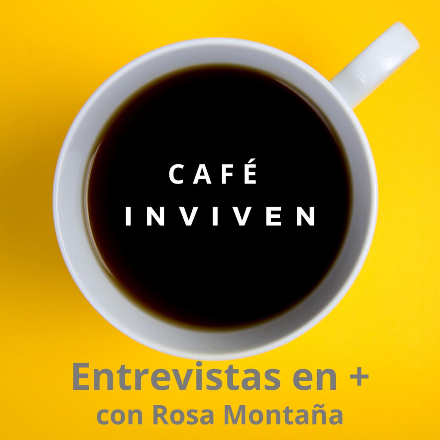 Café INVIVEN 042. Beatriz Bernáldez y el deporte que rompe moldes
