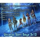 "3x13 Saint Seiya: Análisis protagonistas ""Leyenda del Santuario""/Vuelve el EpG/Saint Cloth Mythology/Noticias/Omega"