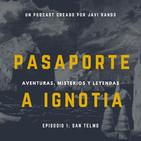 01 - El San Telmo y los primeros descubridores de la Antártida