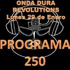 Onda Dura Revolutions 250 (Cuarto de kilo en antena)