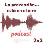 La prevención... está en el aire (2x3)