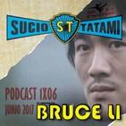 "Sucio Tatami 1x6 Especial Ho Chung Tao a.k.a Bruce Li, entrevista Jonny Blanco ""Cine Made In Asia"", Roger Moore"