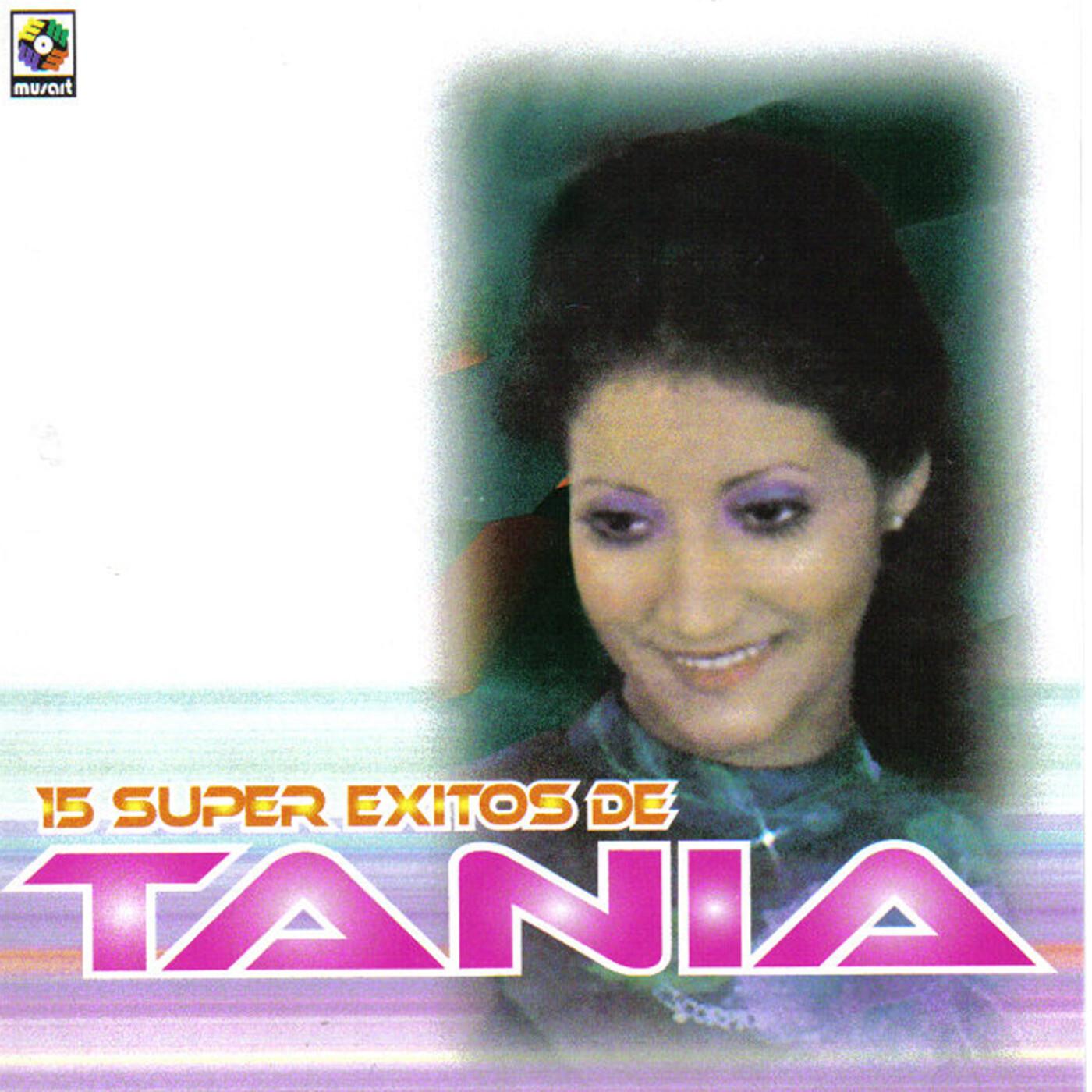 Tania - 15 Exitos - cumbia salsa
