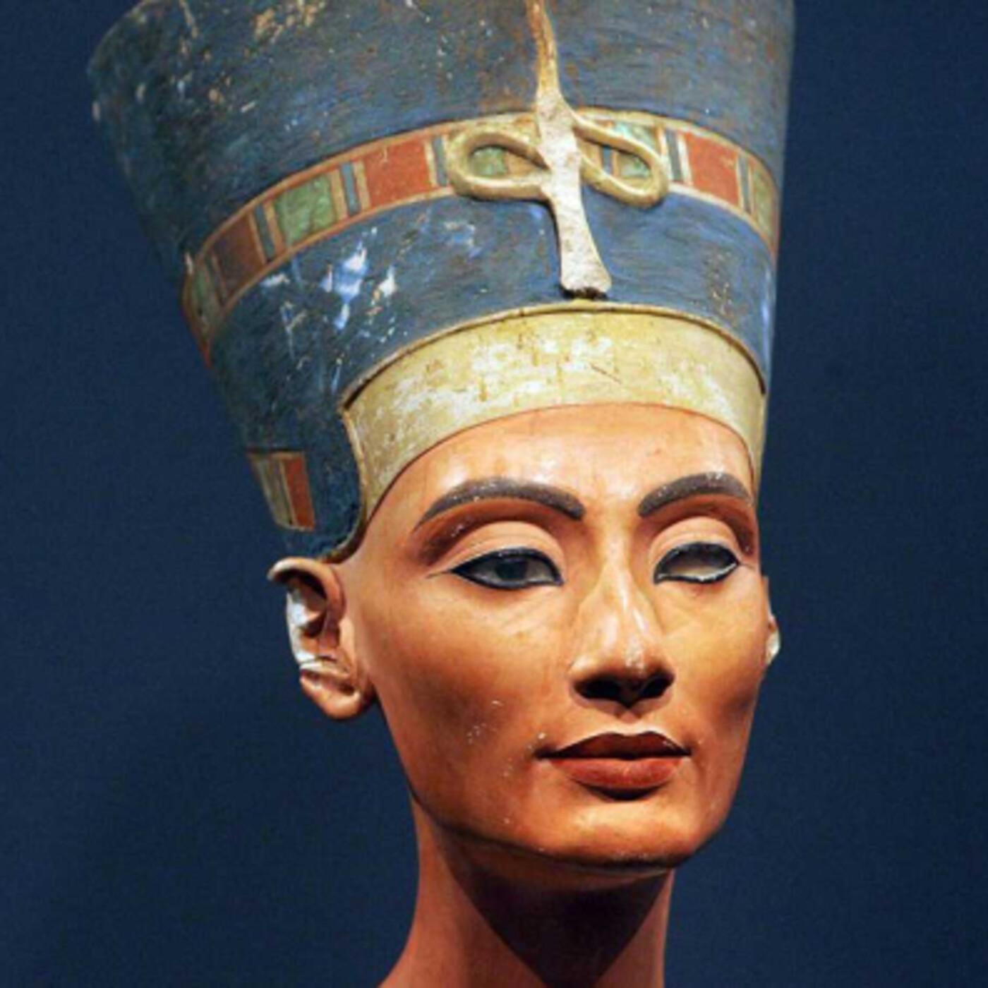 Nefertiti. La reina solitaria: Historias sobre el expolio del arte antiguo (1 y 2)