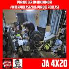 Jugadores Anonimos 4×20 Porque ser un Hikikomori #Interpodcast2016 Porque Podcast