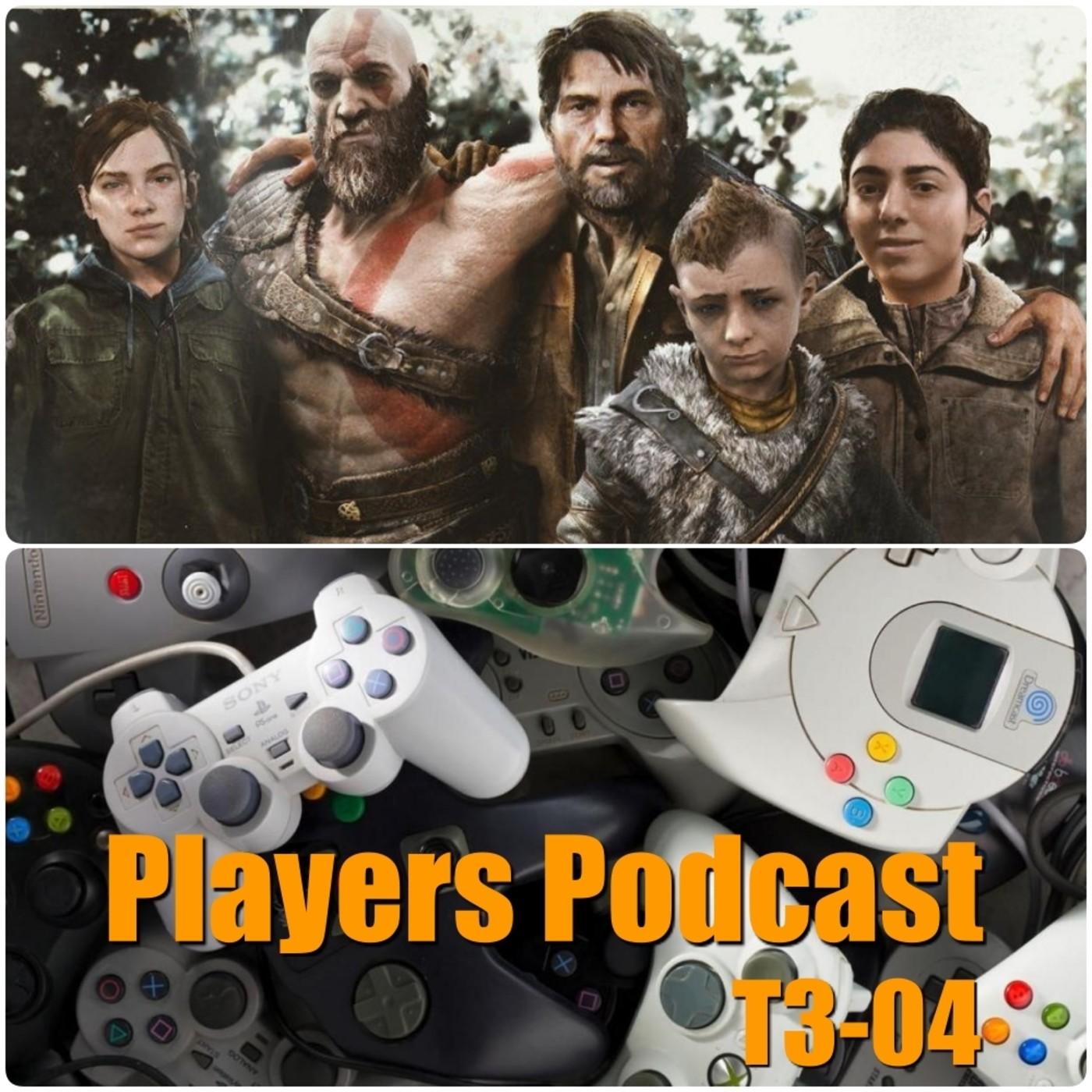 Players Podcast 3x04. Lo que importa son los videojuegos. Especial: Nuestras primeras consolas.