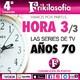 Tercera hora. 3/3. LAS SERIES DE TV DE LOS AÑOS 70