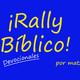 Devocional para rally bíblico