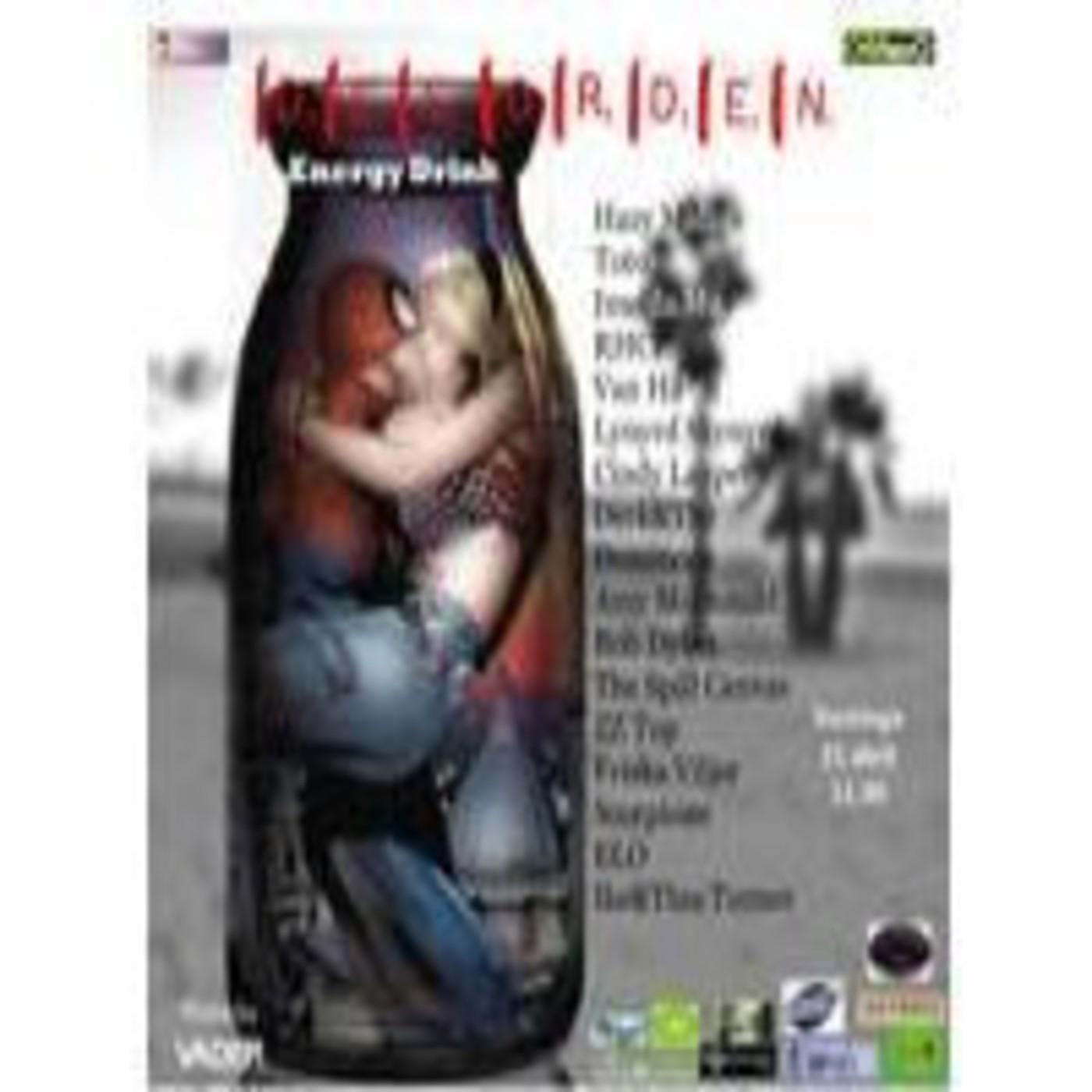 DESORDEN Energy Drink