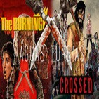 Aguas Turbias 09 - The Burning + Crossed