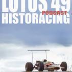 Lotus 49 con Guillermo Garcia Alfonsin