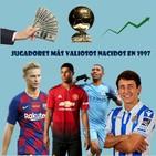 Los 10 jugadores con más valor de mercado nacidos en el año 1997
