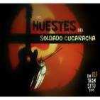 Ray Fajardo de JAURIA en Las Huestes del Soldado Cucaracha