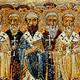 Los Santos Ángeles y los Padres de la Iglesia Orígenes