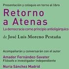 «Retorno a Atenas» de josé Luis Moreno Pestaña