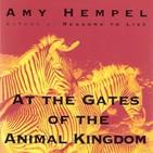 El libro de Tobias: Audio relato La cosecha de Amy Hempel