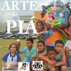 OFICINATIVA - programa ARTE DE PIÁ. 10 jan 2019