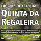 4X13 LUGARES DE LEYENDA : Quinta da Regaleira - El Palacio con guiños Templarios