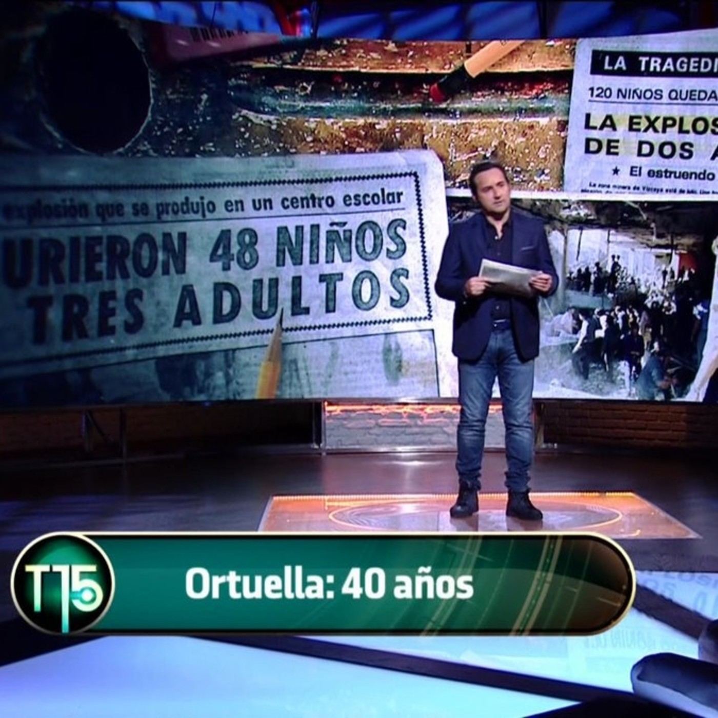 Cuarto milenio: Ortuella,40 años