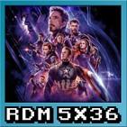 RDM 5x36 – VENGADORES ENDGAME