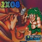 2x08 Caveman Ninja, Sherlock Holmes en los 90 y Mad Box