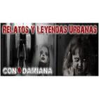 Programa 6 Relatos y Leyendas urbanas(Con Ruben & Damiana) Las Brujas.