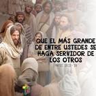 Ref. Evangelio según San Mateo 23,1-12.