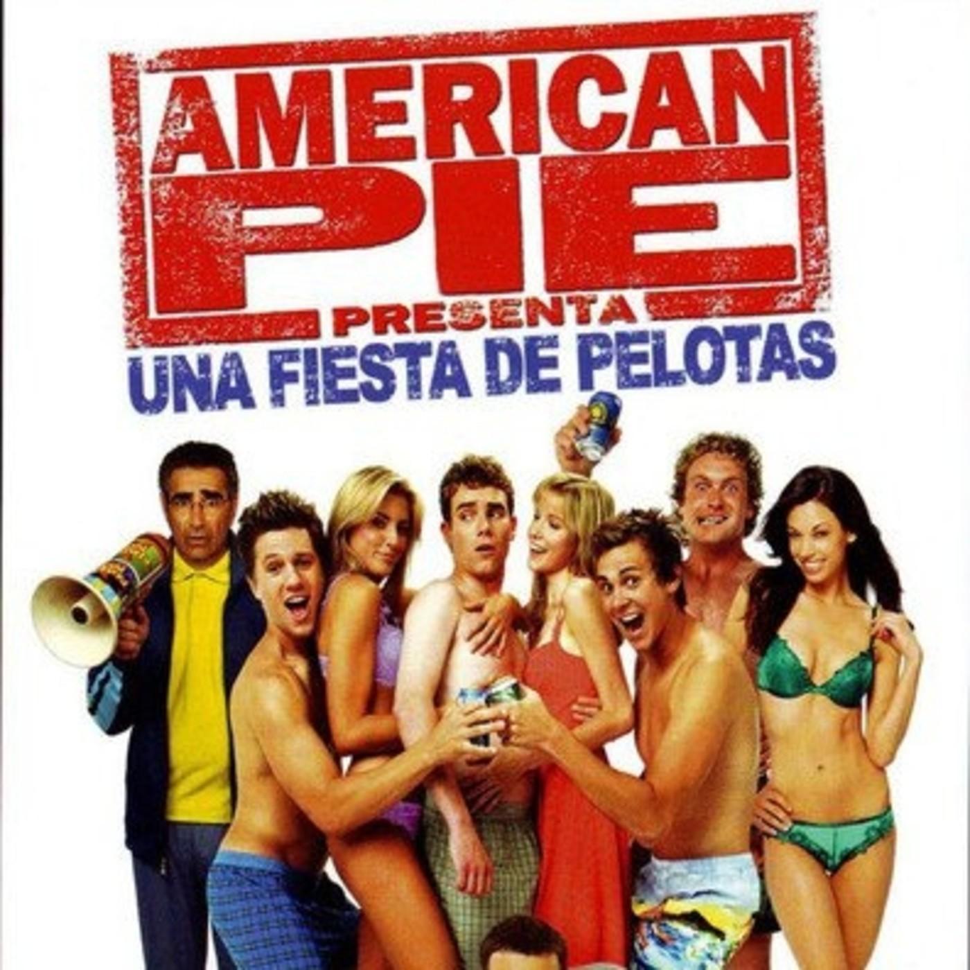 American Pie 5 Una Fiesta De Pelotas american pie 5: una fiesta de pelotas (2006). en audio de