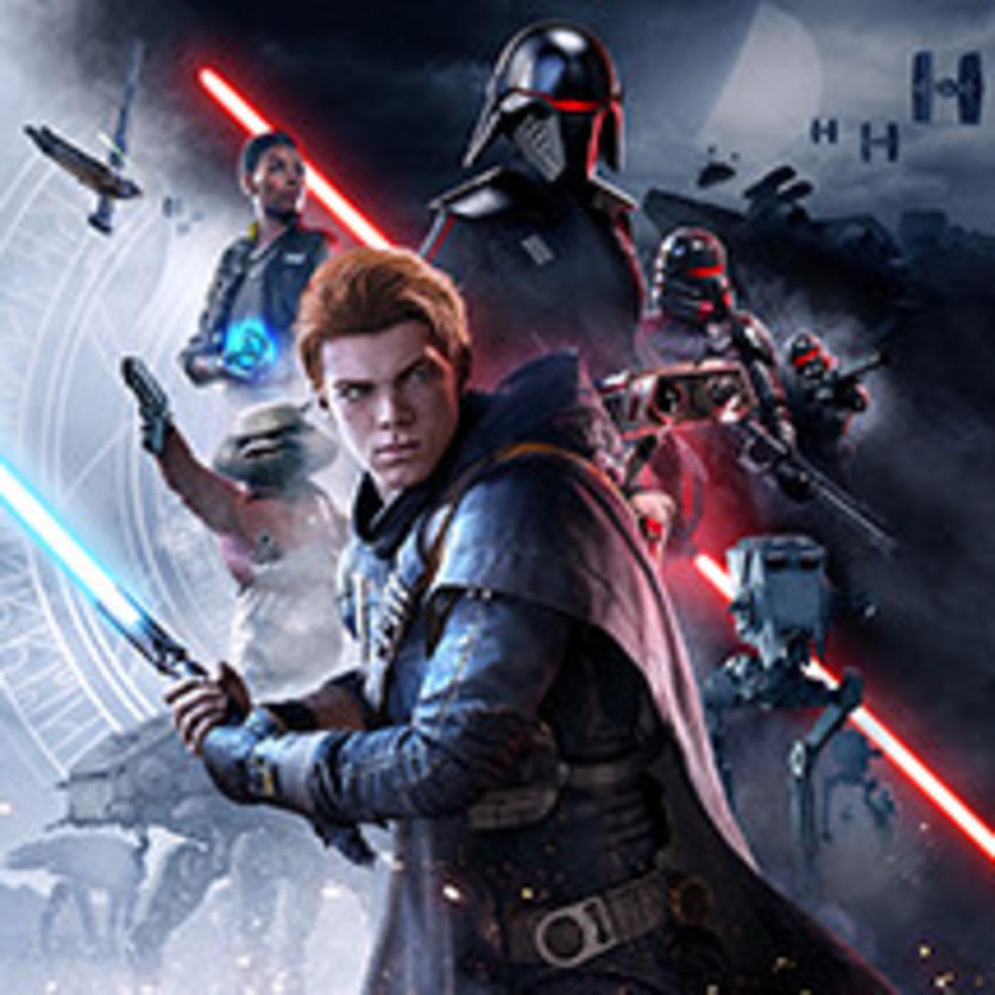 CG76-3 Star Wars Jedi Fallen Order un Podcast de CronicasGoomba