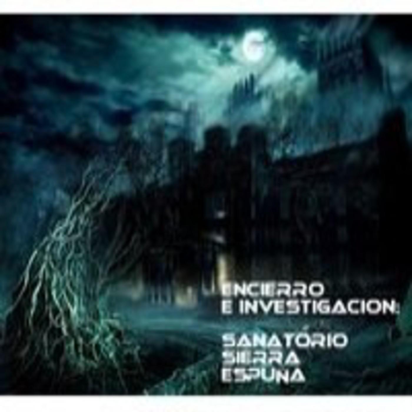 Encierro e Investigacion : El Sanatorio Sierra Espuña en ...