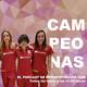 CAMPEONAS 05 - La marcha española reaparece en el podio de un Campeonato del Mundo