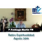 Ejercicios Espirituales 2019. 14-Del Domingo de Resurrección a la Ascensión