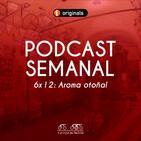 6x12 Semanal ACDP: Aroma otoñal