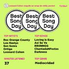 El Podcast de Best Song Day - T.2 Ep. 2: Leonard Cohen engulle un wrap de chilly pocket