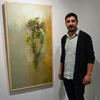 Entrevista al pintor Alberto Carrillo con motivo de su exposición 'Faith' en Ceferino Navarro