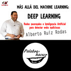 Más allá del Machine learning: Deep learning para detectar webs maliciosas