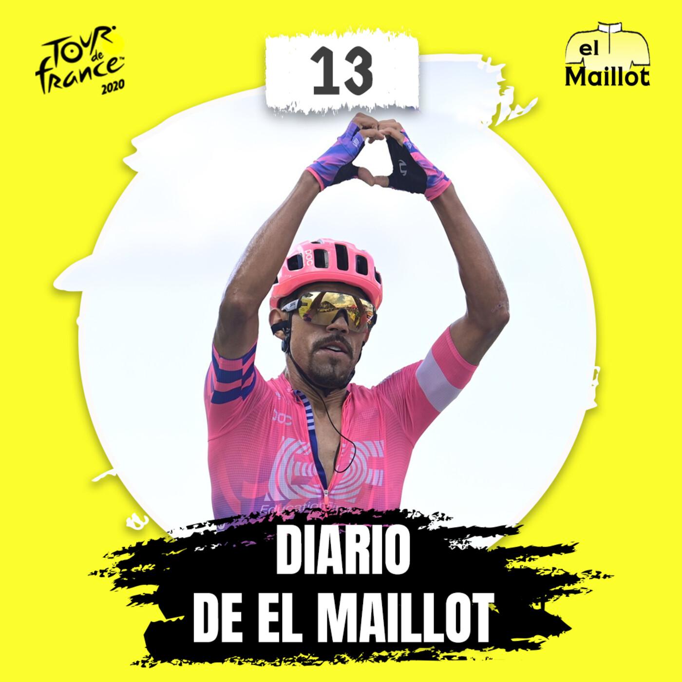 Diario El Maillot | Tour de Francia 2020: 13ª etapa