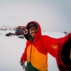 Viure eternament a l'hivern. El ripollès Guillem Sadurní fa 5 anys que trepitja la neu tot l'any