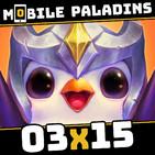 03x15 - Respawnables Heroes, Disney Sorcerer's Arena, Juego de Tronos, TFT, Path to Mnemosyne y más!