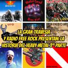 La Historia del Heavy Metal 3ª Parte. Radio Free Rock.