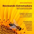 Entrevista a Chema González (Recreando Extremadura 01-12-18)