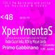XperYmentaS_48. 03.07.19 Primo_Gabbiano +E.Circonite+M.Jordà. Presentació i impro en viu del invitat del programa.
