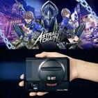 6x18 - Astral Chain y SEGA Mega Drive Mini