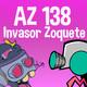 AZ 138 Invasor Zoquete