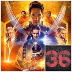 Episodio 36 - Ant-Man and the Wasp
