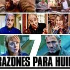 7 razones para huir – 2018 – Esteve Soler, Gerard Quinto, David Torras – Festival Málaga 2019 – Sección Oficial