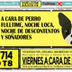 30-05-2020 #CaraDePerro30M A CARA DE PERRO